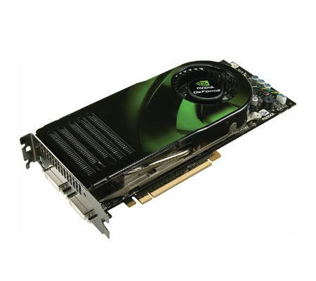 Nvidia GeForce 8800 GTX 768 Mo