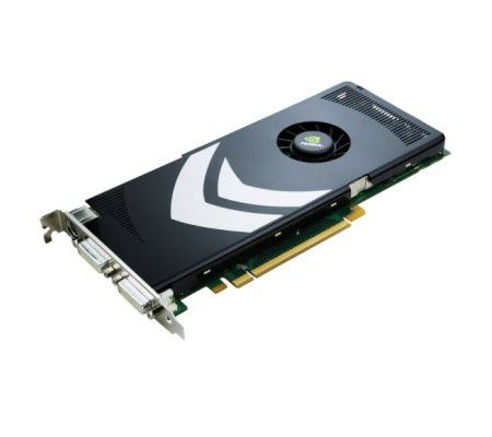 Nvidia GeForce 8800 GT 512 Mo