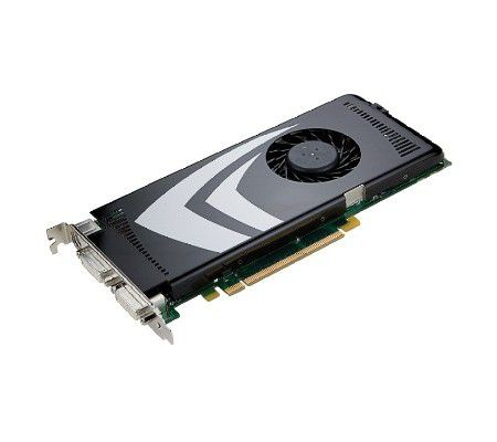 Nvidia GeForce 9600 GT 512 Mo