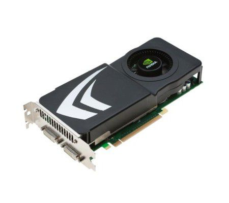 Nvidia GeForce GTS 250 512 Mo
