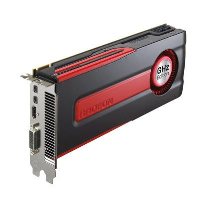 AMD Radeon HD 7870 2 Go