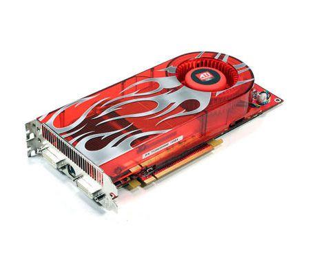 AMD Radeon HD 2900 XT 512 Mo