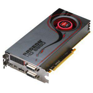 AMD Radeon HD 6850 1 Go