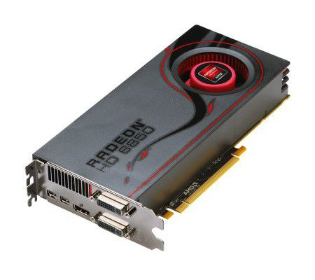 AMD Radeon HD 6850 1 Go