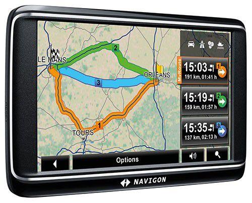 Navigon 70 Premium Live : Test complet - GPS