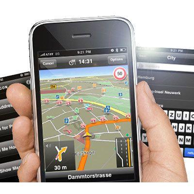 Navigon MobileNavigator Android - Le plein de fonctionnalités GPS pour Android
