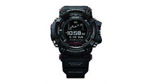 G-Shock Rangeman GPS, une montre qui fonctionne à l'énergie solaire