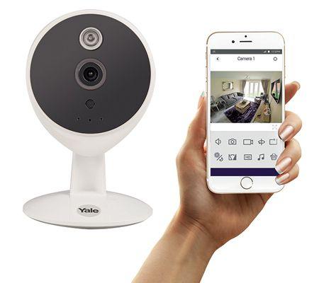 Yale Smart Living Caméra IP fixe
