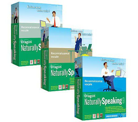 Nuance Dragon NaturallySpeaking 9