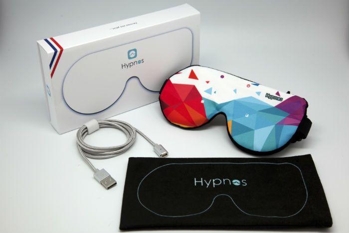 DreaminzZz Hypnos : un masque d'hypnose contre stress et addictions