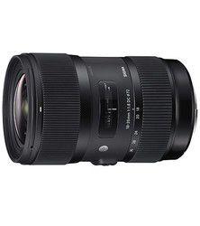 Objectif Sigma 18-35 mm f/1,8 DC HSM
