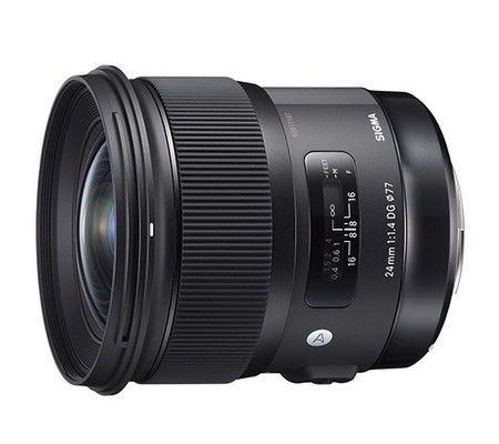 Sigma 24 mm f/1,4 Art DG HSM