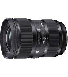 Sigma 24-35 mm F2 DG HSM Art: Trois focales en une!
