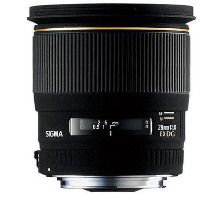 Sigma 28 mm f/1.8 EX DG ASP Macro