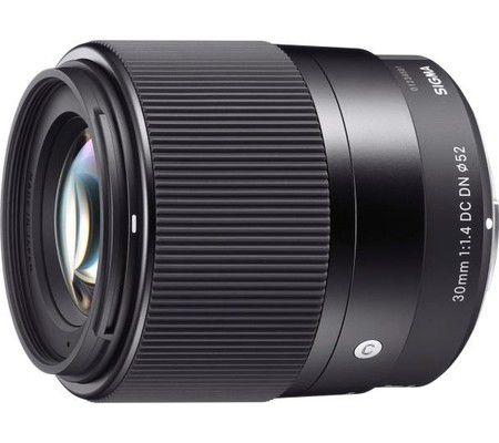 Sigma 30 mm f/1,4 DC DN