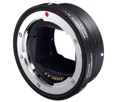 Sigma Sigma Bague d'adaptation MC-11