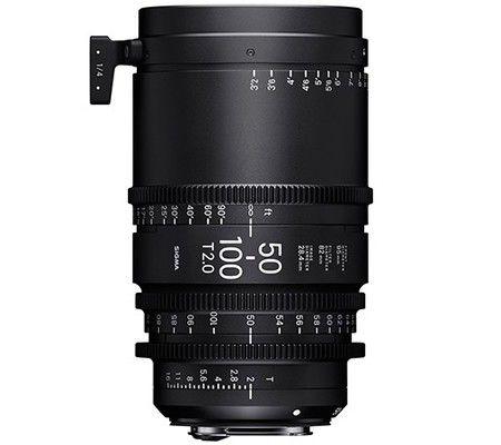 Sigma CINE 50-100 mm T2