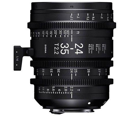 Sigma CINE 24-35 mm T2.2