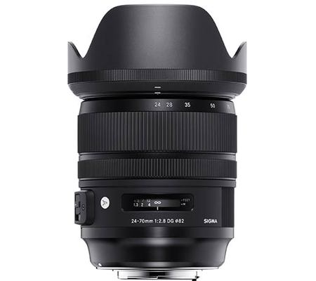 Sigma 24-70 mm f/2.8 DH OS HSM Art