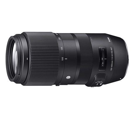 Sigma Sigma 100-400 mm f/5-6,3 DG OS HSM   Contemporary