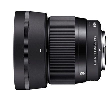Sigma 56 mm f/1,4 DC DN Contemporary