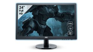 French Days – Le moniteur AOC G2460FQ 24 pouces 144 Hz à 170 €