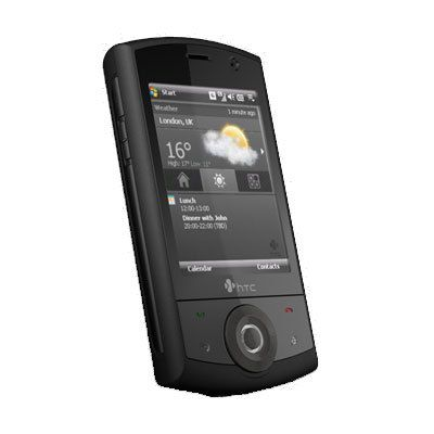 HTC Touch Cruise et TomTom Navigator 6