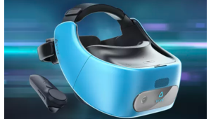 Le casque VR autonome HTC Vive Focus peut streamer des jeux PC