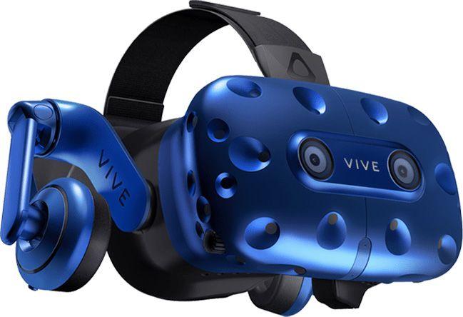 Le HTC Vive Pro arrive en précommande à 879€... casque seul!
