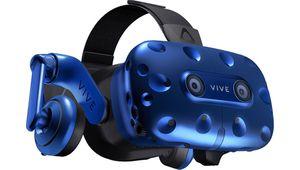 CES 2018 – HTC Vive Pro: un gain en définition encore un peu juste
