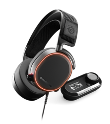 Arctis Pro+GameDAC : le casque gaming filaire ultime de Steelseries