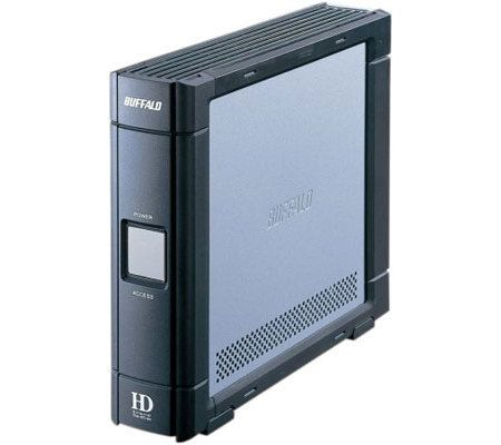 Buffalo Technology DriveStation Turbo USB 500 Go