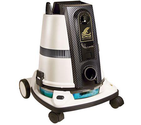 delphin combine un aspirateur et un purificateur d 39 air les num riques. Black Bedroom Furniture Sets. Home Design Ideas