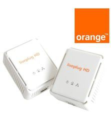 Orange LivePlug HD