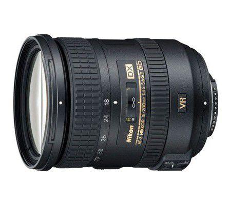 Nikon AF-S DX 18-200 mm f/3,5-5,6