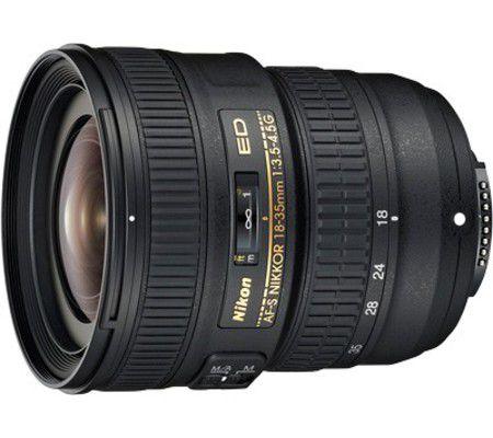 Nikon AF-S 18-35 mm f/3,5-4,5 G ED