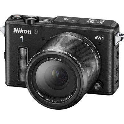 Nikon 1 AW1, l'hybride à emporter partout