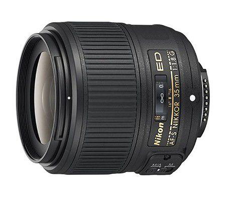Nikon Nikkor AF-S 35 mm f/1,8 G ED