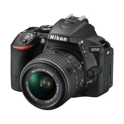 Nikon D5500, un bon reflex grand public désormais tactile
