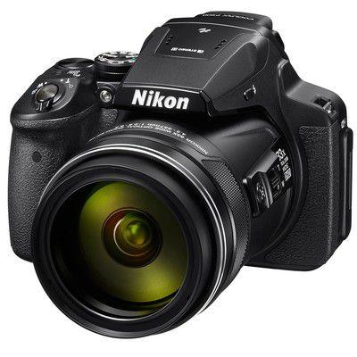Nikon Coolpix P900, le bridge au zoom ultra-puissant 83x