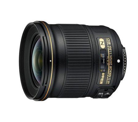Nikon Nikkor 24 mm f/1,8G ED