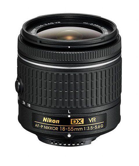 Nikon AF-P DX NIKKOR 18-55mm f/3.5-5.6G VR : test, prix et fiche technique - Objectif - Les Numériques