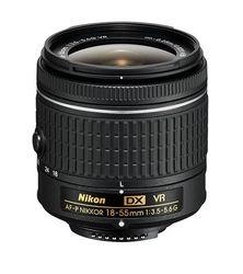 Nikon AF-P DX Nikkor 18-55mm f/3.5-5.6G VR: un bon objectif de kit