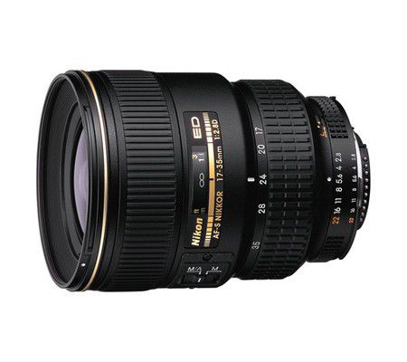 Nikon AF-S 17-35 mm f/2,8 D IF ED Nikkor