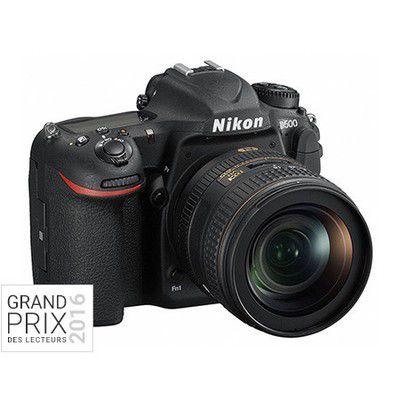 Nikon D500: le reflex APS-C professionnel du moment