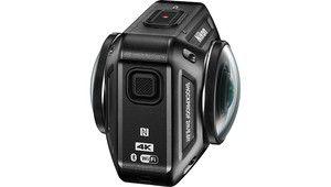 CES 2016 – KeyMission 360, Nikon s'attaque aux action-cams 360° 4K