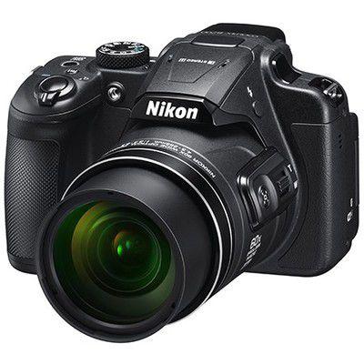 Nikon Coolpix B700: du RAW et de la 4K, mais une sensibilité en berne