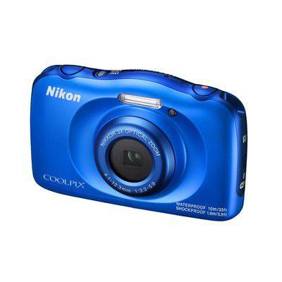 Nikon W100: un S33 avec le Wi-Fi et le Bluetooth