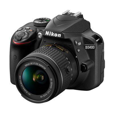 Nikon D3400: Snapbridge en plus, et c'est tout