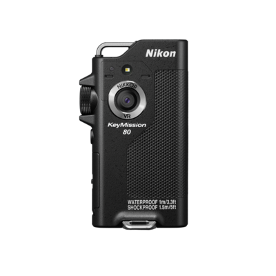 Nikon KeyMission 80: une action-cam trop simple pour avoir un réel intérêt